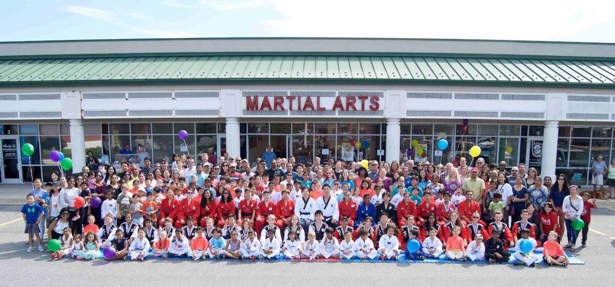 Taekwondo in Ellicott City Maryland