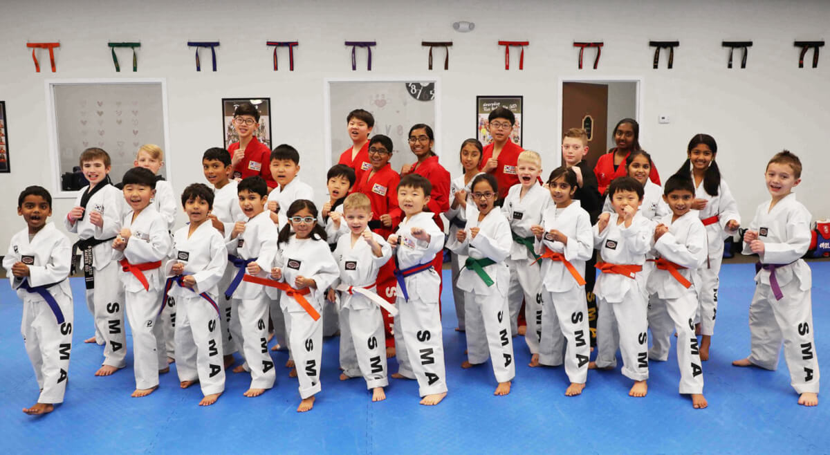 Taekwondo Ellicott City Maryland