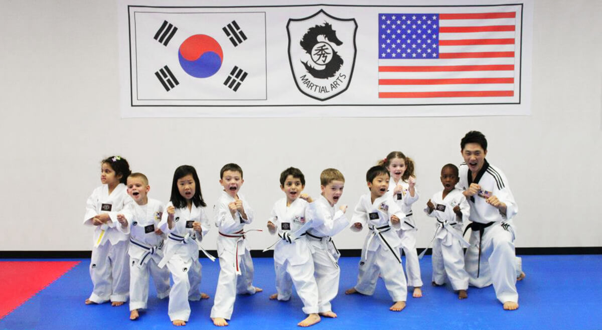 Martial Arts Taekwondo Ellicott City Maryland